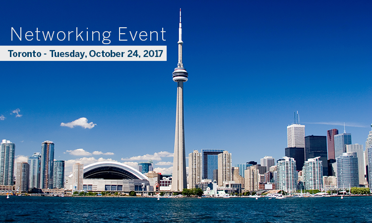 Tuesday, October 24, 2017 - Toronto