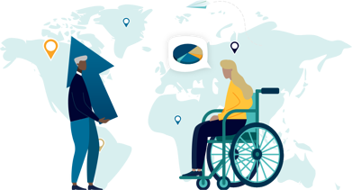 AIRINC-Global-150-Two-people-talking-in-front-of-map