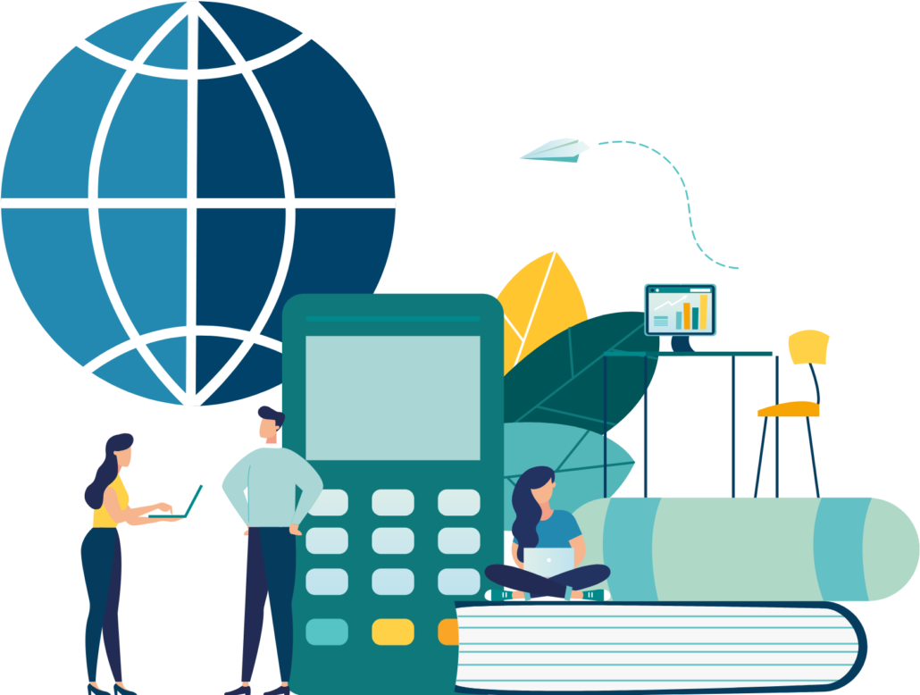 AIRINC-International-Assignment-Calculator-People-next-to-globe-and-calculator@2x-1030x778