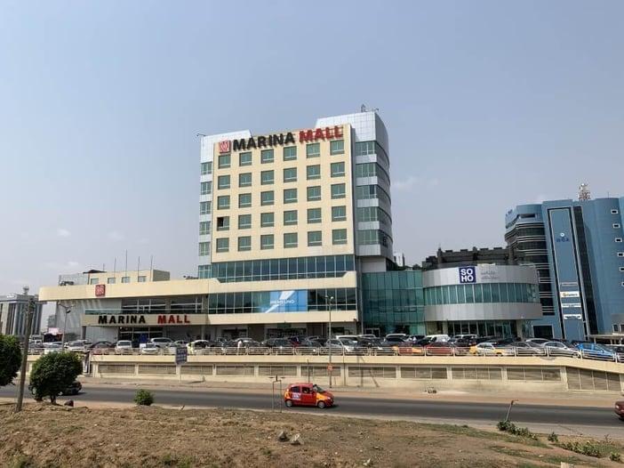 Accra Marina Mall - 900