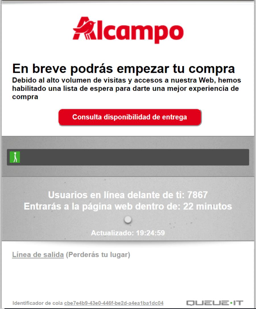 Al Campo Madrid online line-1