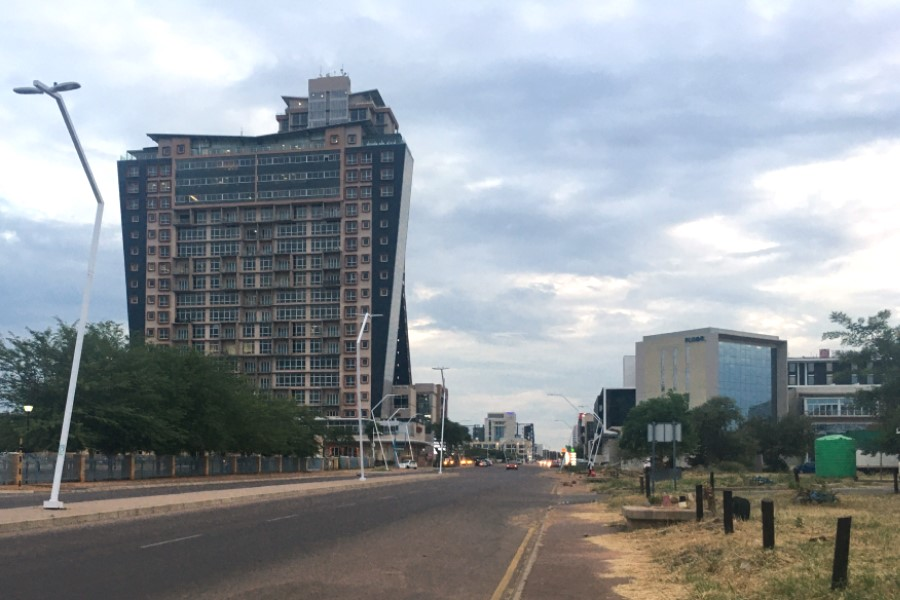 BOTSWANA, Gaborone 1 - SPS