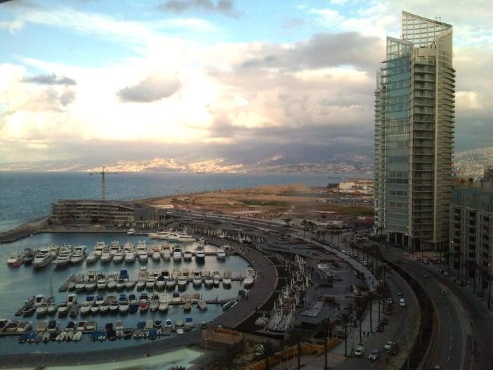 Beirut Four Seasons Hotel - 900