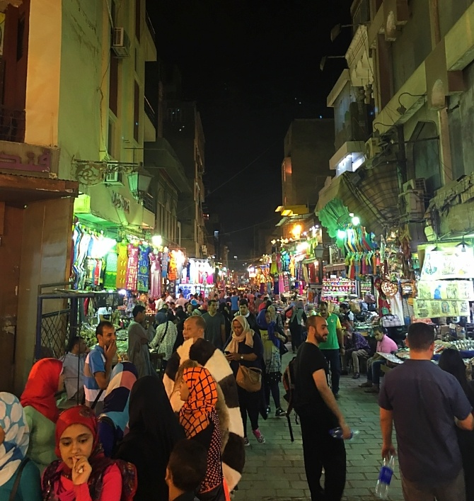 Egypt, Cairo as seen during our recent on-site cost of living survey. Photo taken by Omar Tarabishi