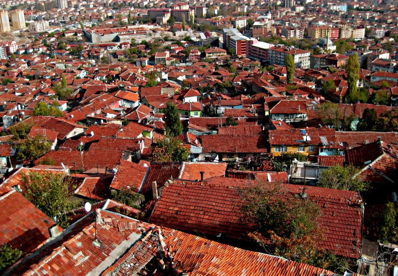 Ankara, Turkey as seen during an AIRINC on-site cost of living survey.