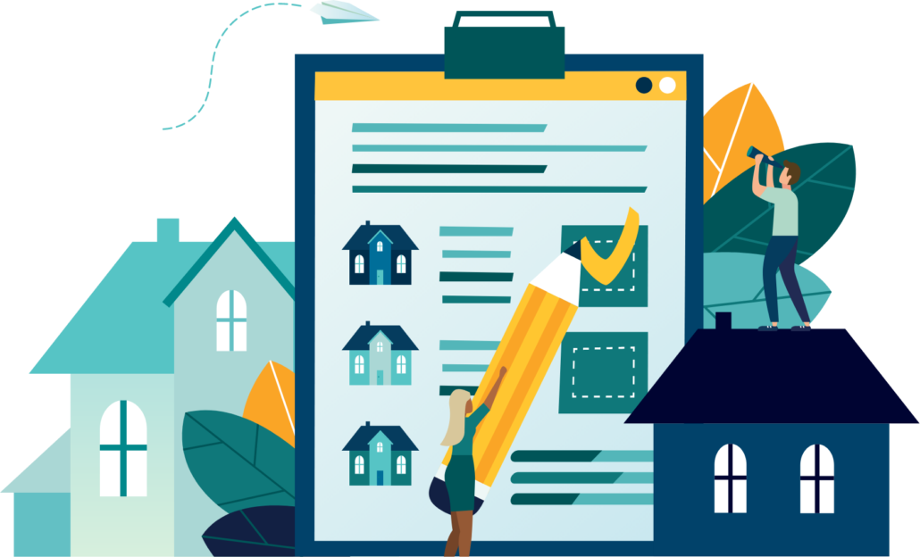 AIRINC-Housing-Assessment-Tool-People-writing-on-clipboard@2x-1030x624
