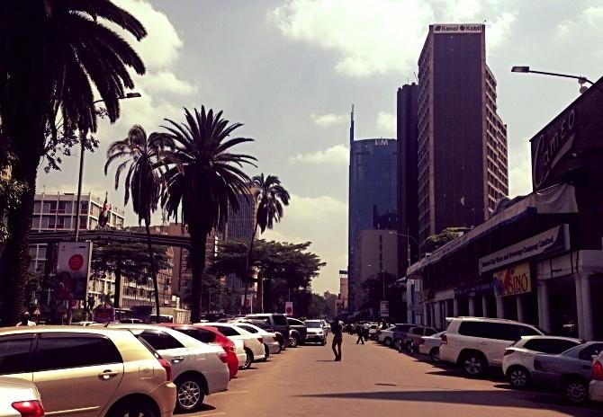Nairobi,Kenya as seen during a recent AIRINC on-site cost of living survey. Photo taken by Lauren Basler.