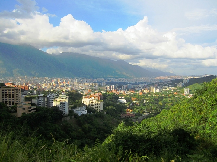 VENEZUELA, Caracas-020296-edited