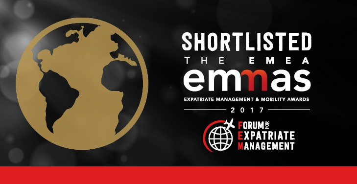 AIRINC has been shortlisted for the FEM EMEA EMMAS for most innovative use of Technology - Bespoke