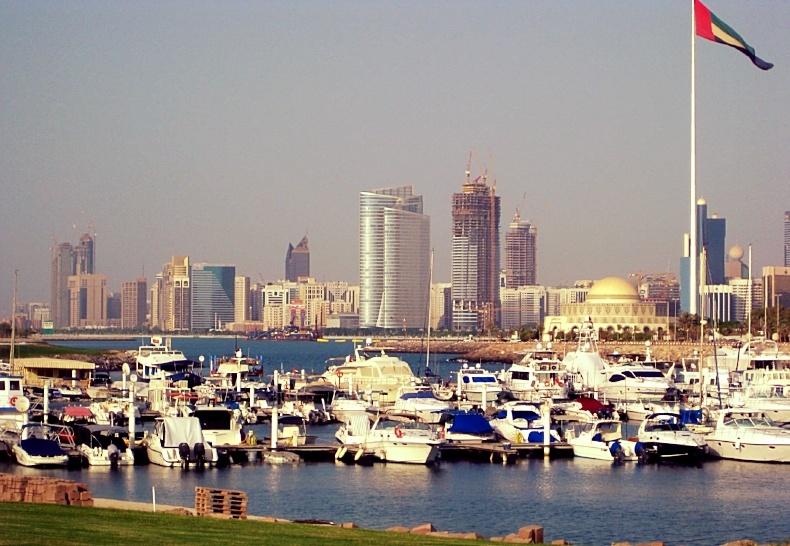 Abu Dhabi as seen during an AIRINC cost of living survey.