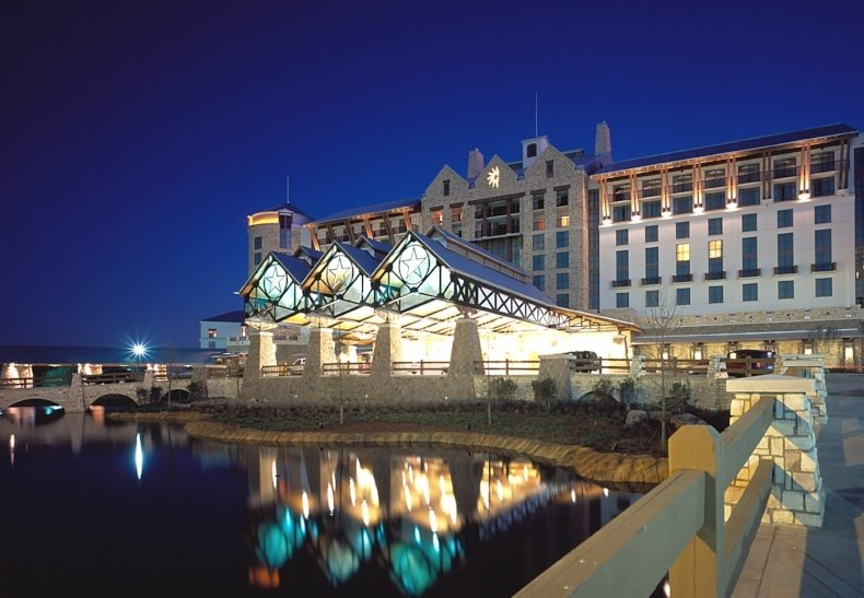 Gaylord Texan Resort & Convention Center, Hosting Worldwide ERC Americas Mobility Conference 2018