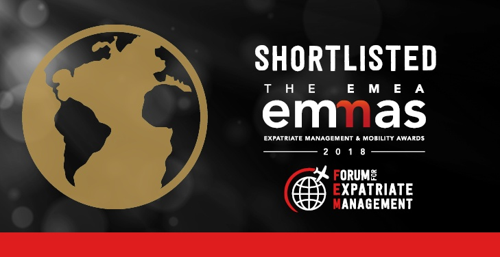 AIRINC is shortlisted for the EMEA emmas yet again!