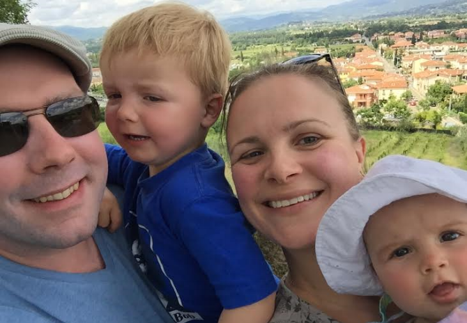 Our Family – Bucine – Arezzo – Tuscany, Italy