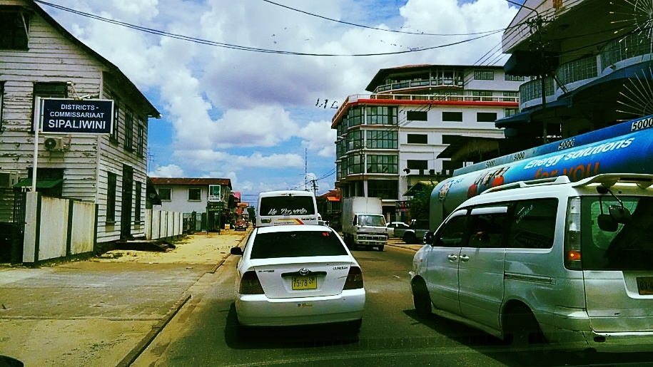 Paramaribo, Suriname as seen during AIRINC's recent on-site survey. Photo taken by AIRINC surveyor Eugene Kobiako.
