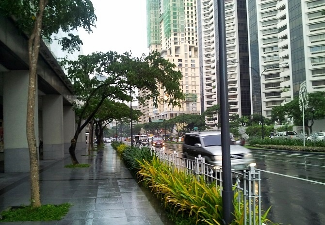 AIRINC's On-site Insight: Manila's Recent Rapid Development. Photo taken by AIRINC's cost of living surveyor Anne Benjamin while on-site.