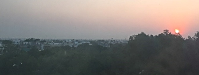 The Green Spaces are Clouding: Pollution in India is on the rise