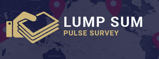 Join AIRINC's Lump Sum Pulse survey to gain insights into industry best practices!