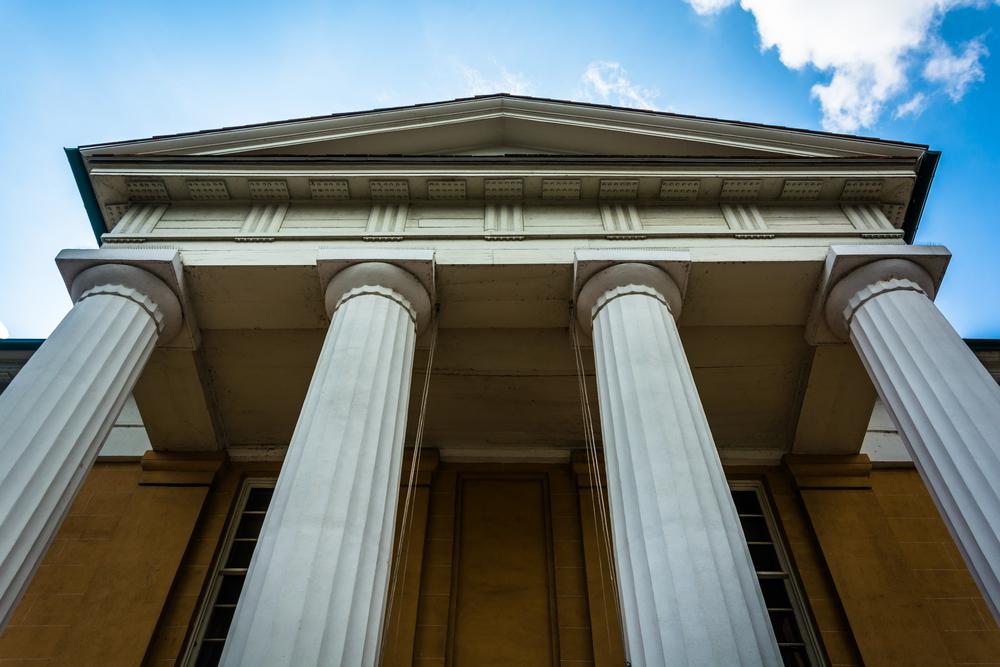 The Lyceum in Alexandria, Virginia.