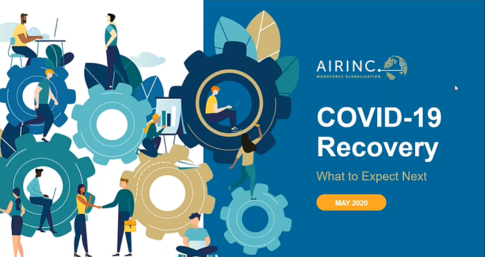 COVID Recovery Panel APAC - 900