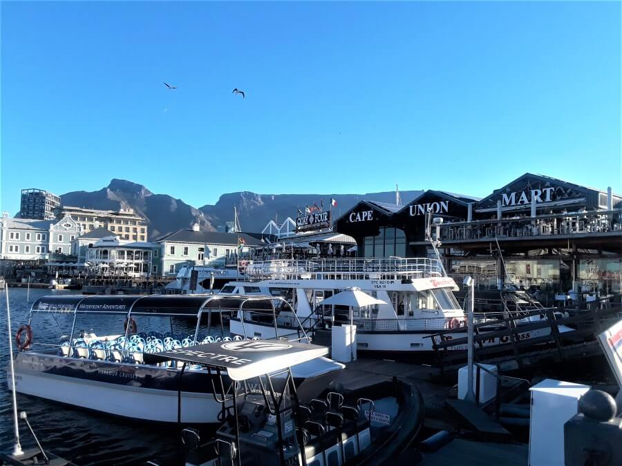 Cape Town South Africa - V&A Waterfront - sized