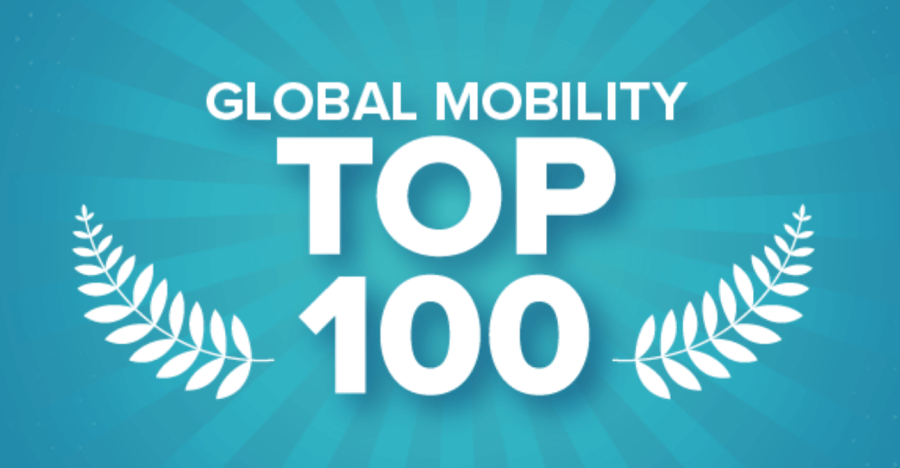 Global Mobility Top 100 Image