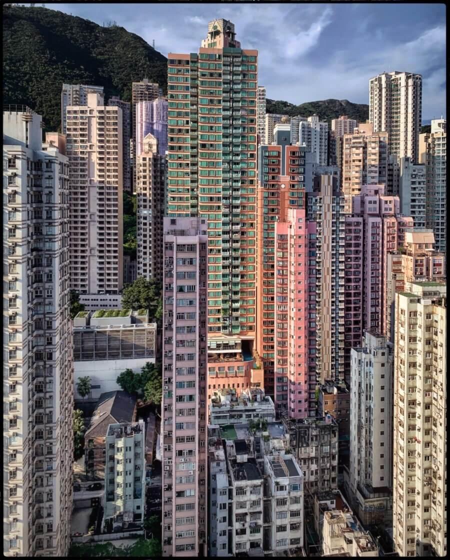 Hong Kong - 900-1