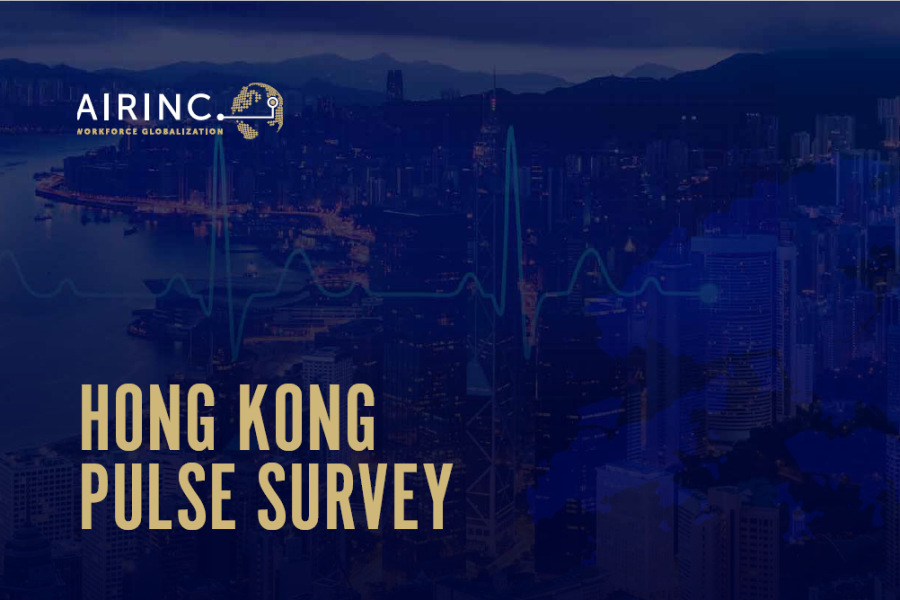 Hong Kong Pulse Survey