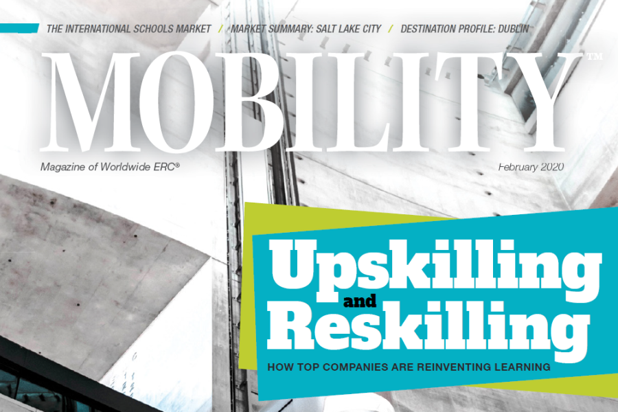 Mobility - Magazine Cover