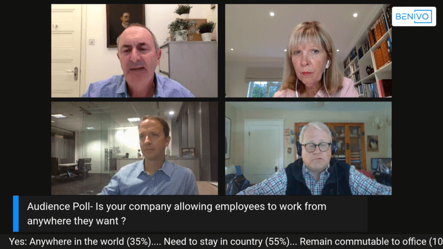 Remote Workers - The View from the Top with AIRINCs Tax Director Pat Jurgens