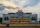 The long unused movie theatre named 'Cinema Marcelo da Veiga' in São Tomé. Photo taken by AIRINC surveyor Andrew Morollo.