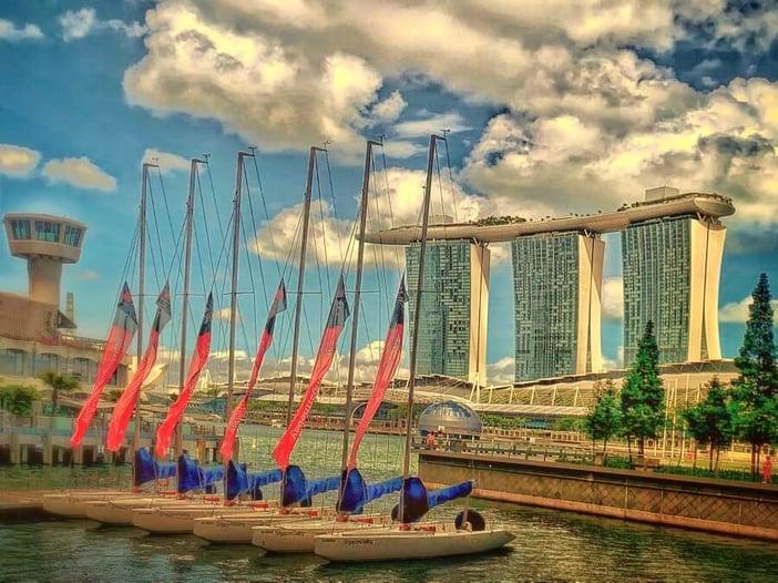 Singapore - 900
