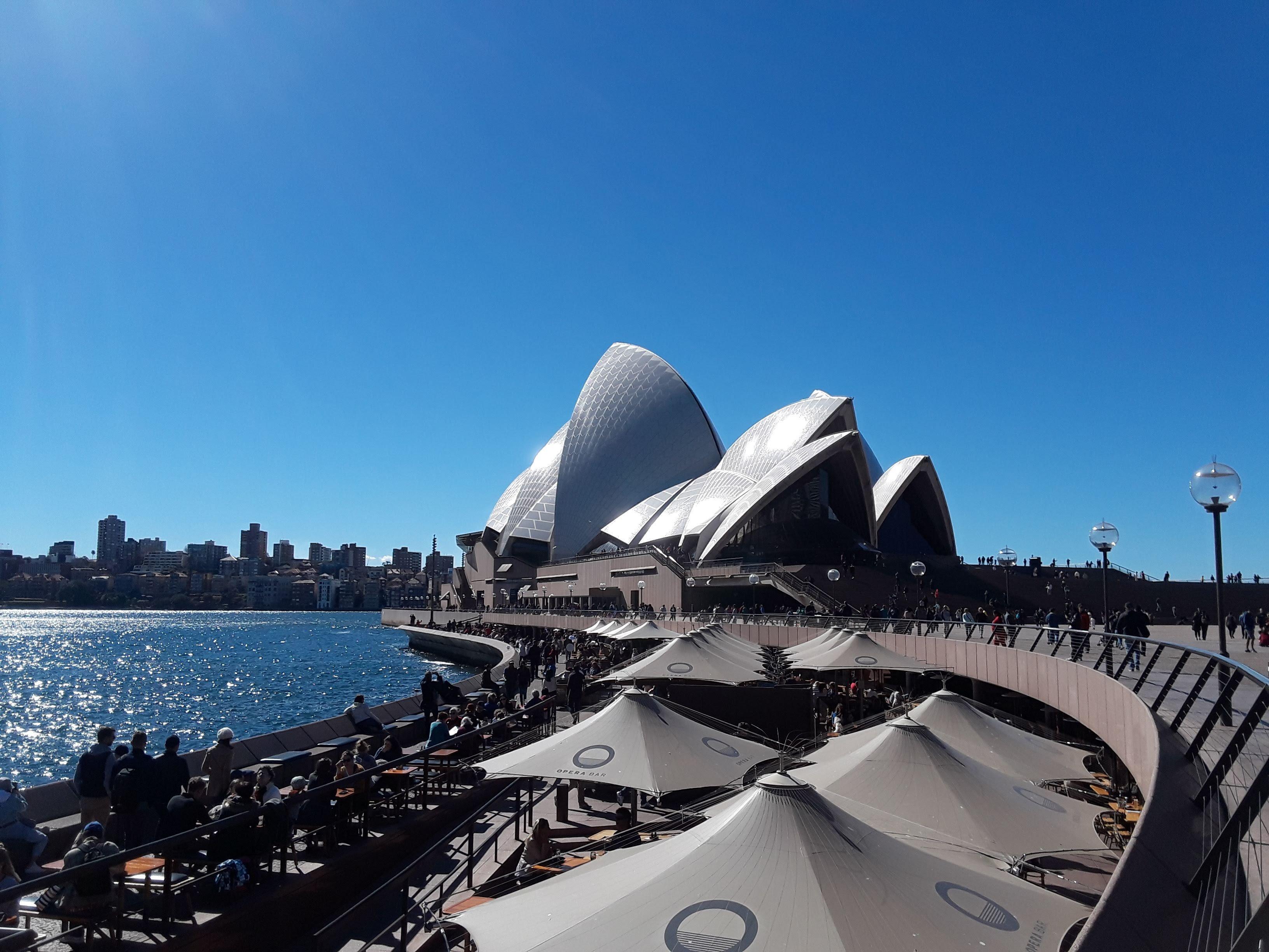 Sydney Australia by Zenab Tavakoli