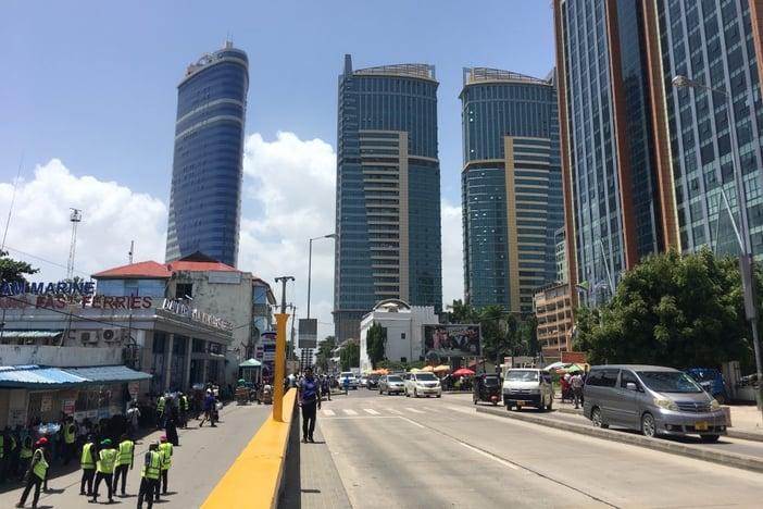 TANZANIA, Dar es Salaam - 900
