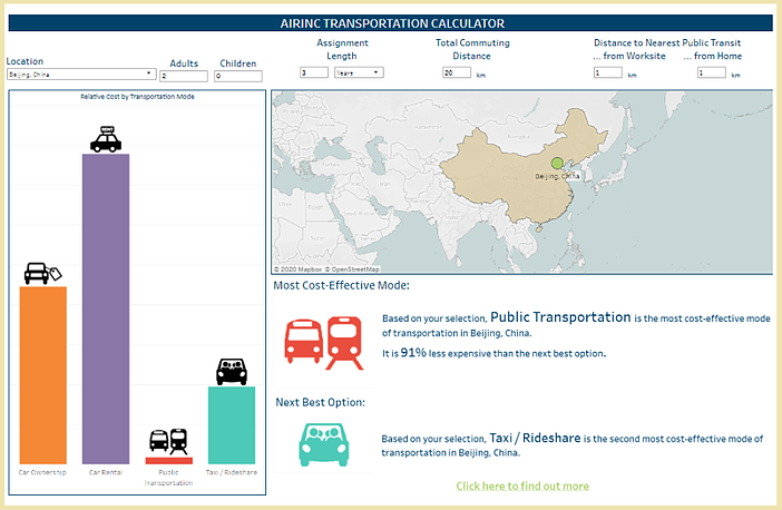 Transportation Calculator - Image 3