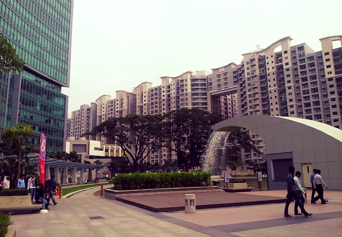Global Mobility News - Bangalore, India: Rents are falling
