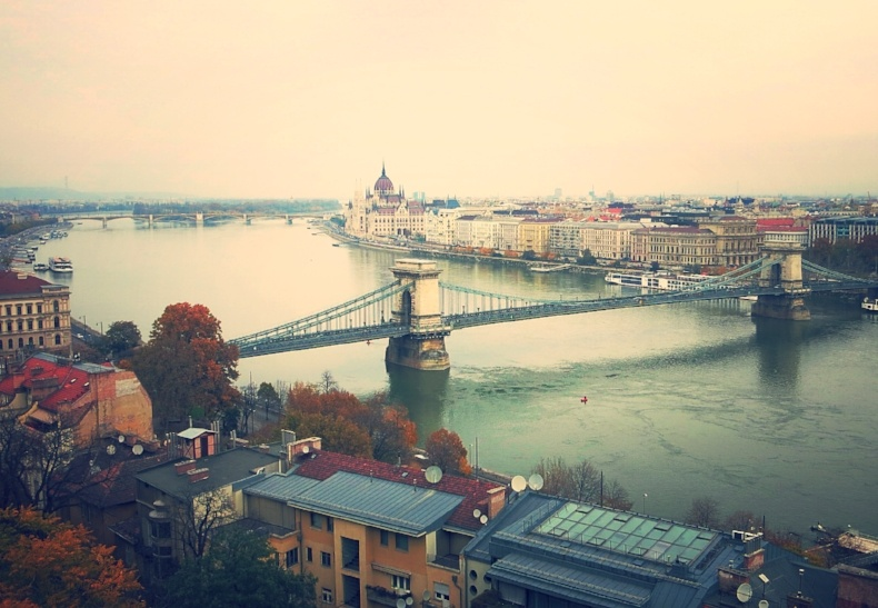 Budapest, Hungary as seen during an AIRINC cost of living survey.
