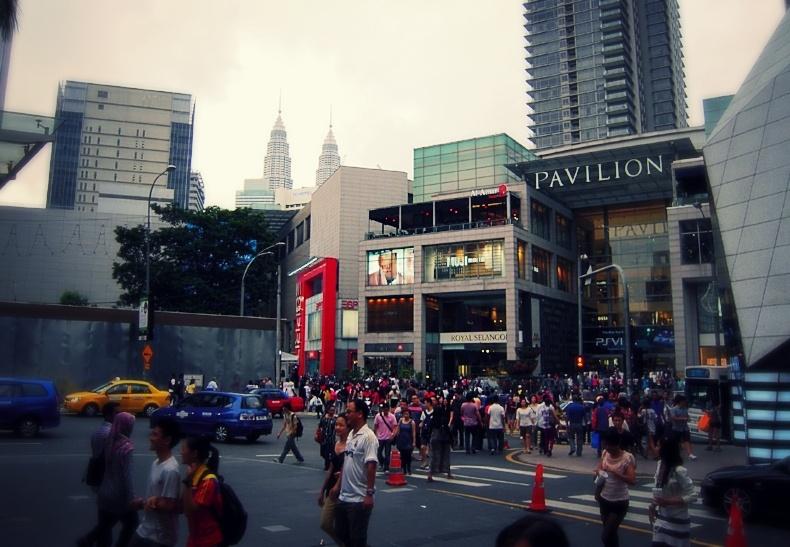 Kuala Lumpur, Malaysia as seen during an AIRINC cost of living survey.