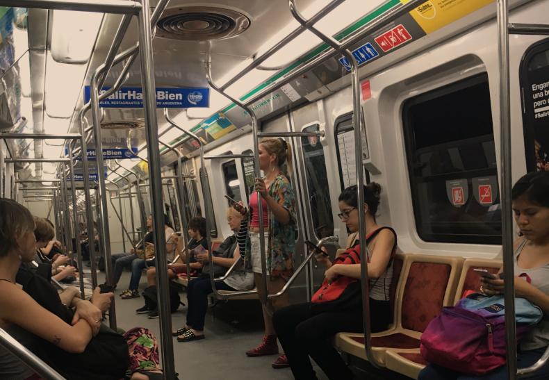 Buenos Aires Subway