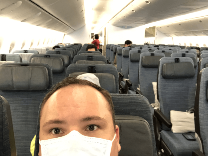 Traveling Internationally During the COVID-19 Pandemic