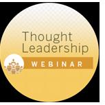Thought Leadership Webinar